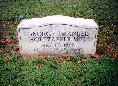George Emanuel Holtzapple