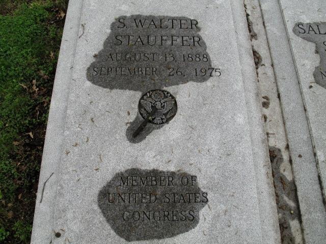 Simon Walter Stauffer